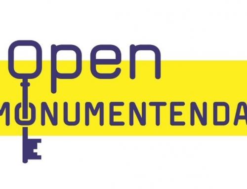 Open Monumentenweekend 9 en 10 september