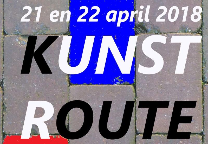 affiche-Kunstroute-Diemen-2018-A4-002