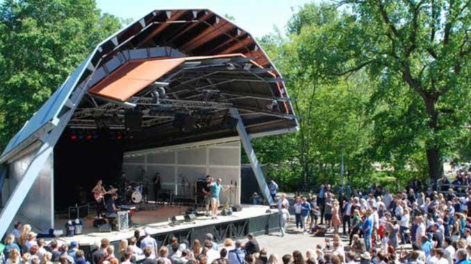 Vondelpark-Openlucht-Theater