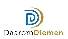 Daarom Diemen Logo
