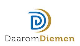 Daarom Diemen Logo