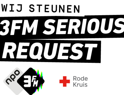 Serious Request komt langs Diemen