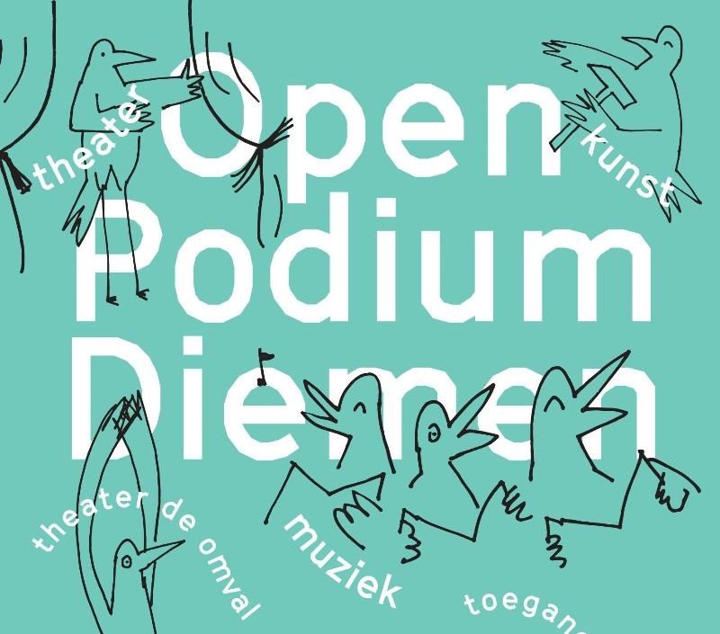 open-podium-muziekschool