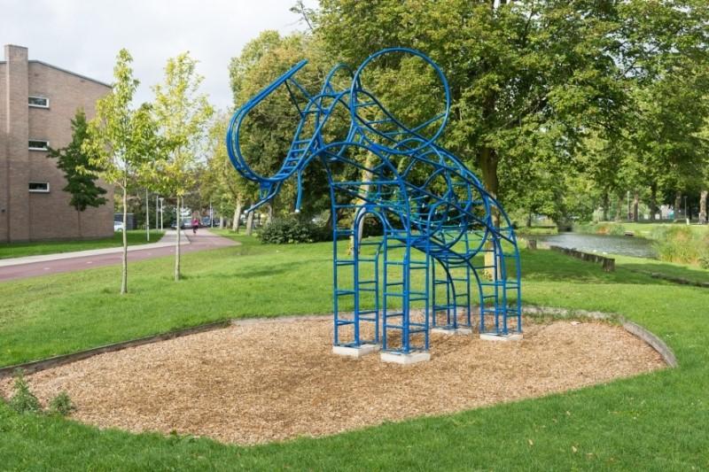 de-blauwe-olifant