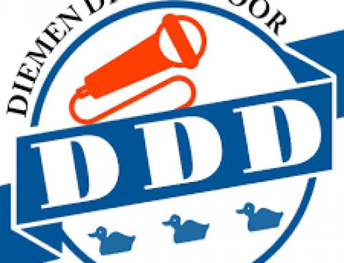 'Daarom Diemen' te gast bij uitzending Studio DMN